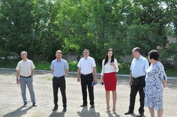 Сотрудники МУП «Рыбницкое спецавтохозяйство» обсудили с главой госадминистрации  перспективы развития предприятия