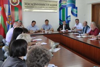 Глава госадминистрации провел аппаратное совещание