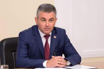 Вадим Красносельский пообщался с приднестровскими и украинскими журналистами