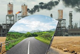 Обзор загрязнения атмосферного воздуха за октябрь 2017 года г. Рыбнице