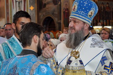 Владыка Савва посетил Северную столицу Приднестровья