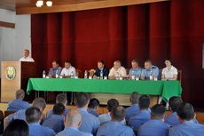 Работа Рыбницкого отдела внутренних дел признана удовлетворительной