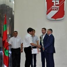 В преддверии профессионального праздника металлургов наградили государственными наградами