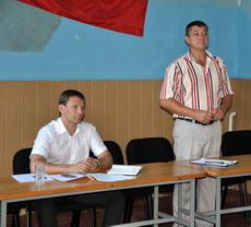 Глава Рыбницкого района Вячеслав Фролов пообщался с жителями села Попенки