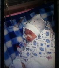 Новорожденная Бурлак Дарья Александровна нуждается в срочной помощи!