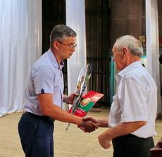 Юрий Молдовский поздравил коллектив ПЖД с профессиональным праздником
