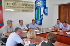 Вячеслав Фролов обозначил вектор работы для организаций города и района