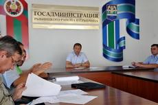 К главе госадминистрации обратились жители села Красненькое