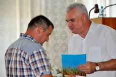 Итоги уборки урожая подвели в Рыбнице