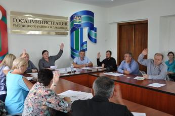 Определены комиссии, в состав которых войдут члены Общественного совета