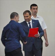 Глава госадминистрации принял участие в ряде праздничных мероприятий