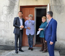 Глава госадминистрации оценил состояние городских достопримечательностей