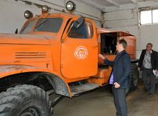 Глава госадминистрации проверил подготовку дорожных организаций к осенне-зимнему периоду