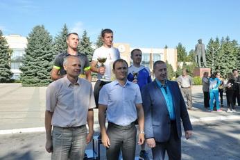 День работника физической культуры и спорта отметили в Рыбнице
