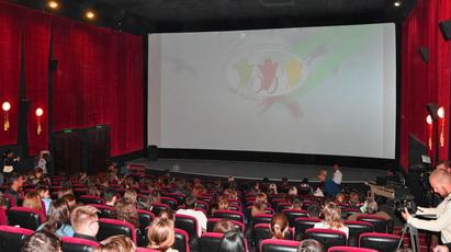 В Рыбнице прошёл кинофестиваль «Кино без барьеров»