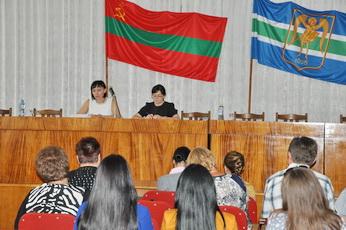 В Рыбнице провели семинар по подготовке к довыборам депутатов местного совета