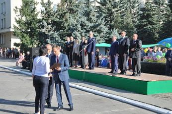 В Рыбнице отмечают 27-летие Приднестровской Молдавской Республики