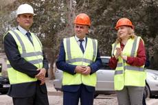 Вадим Красносельский  ознакомился с положением дел на Рыбницком цементном комбинате