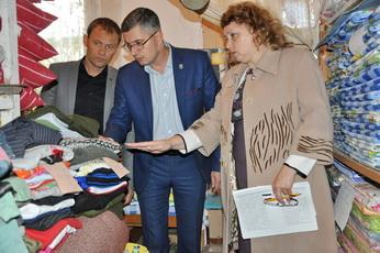 Вячеслав Фролов проинспектировал два образовательных учреждения города