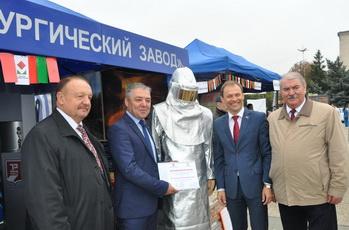 Выставка – ярмарка «Покупай приднестровское!» прошла в Рыбнице