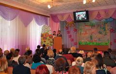 Школа-интернат села Попенки отметила 55-летний юбилей