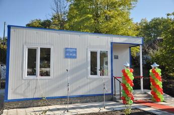В селе Мокра открылся новый фельдшерско-акушерский пункт