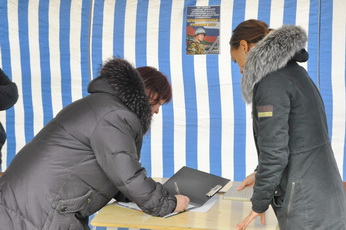 В Рыбнице проводится сбор подписей в поддержку сохранения миротворческой операции
