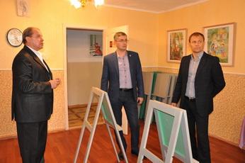 Вячеслав Фролов: «Отрадно видеть примеры грамотного хозяйственного подхода в управлении муниципальными учреждениями»