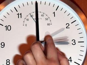 29 октября Приднестровье перейдет на зимнее время