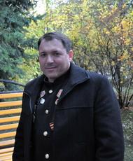 Рыбницкий казак Сергей Глатков посетил юбилейное мероприятие антитеррористической группы «Альфа» в Москве