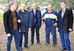Заместитель главы госадминистрации посетил журскую общеобразовательную школу