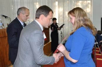 Торжественная церемония награждения состоялась в госадминистрации