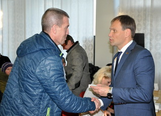 Рыбницким защитникам Приднестровья вручили юбилейные медали