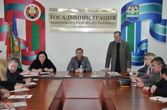 В Рыбнице подвели итоги работы Общественного Совета