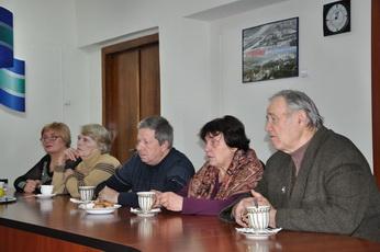 Юрий Молдовский встретился с представителями общественных организаций