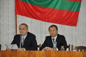 Глава госадминистрации принял участие в сессии горрайСовета