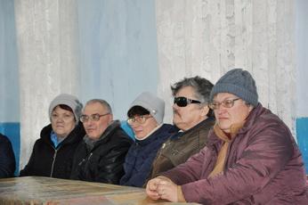 В рыбницком обществе инвалидов провели новогодний праздник