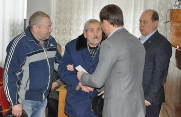 Материальную помощь от Правительства Москвы получили рыбницкие ветераны