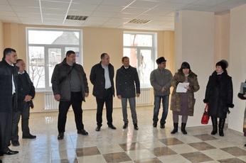 В Рыбнице переустраивают шахматный центр «Салют»