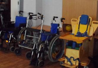 В рыбницкую коррекционную школу – детский сад привезли специальное  медицинское оборудование