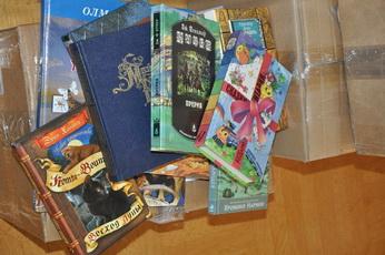Липецкие писатели передали в дар рыбницкой библиотечной системе детскую литературу