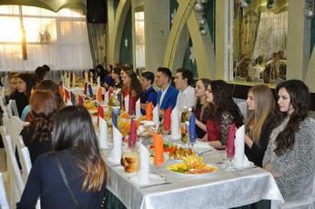 В Рыбнице прошёл Рождественский бал для одарённых школьников