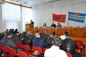 Бюджет Рыбницы и Рыбницкого района на 2018 год утверждён горрайСоветом