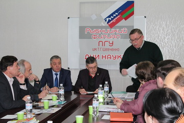 В Рыбнице обсудили реализацию научно-инновационных функций университета