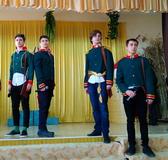 Рыбницкие школьники почтили память воинов-интернационалистов