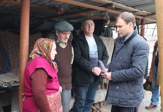 Вячеслав Фролов навестил родных и близких погибших воинов-интернационалистов