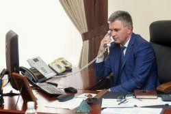 Вячеслав Фролов принял участие в селекторном совещании у Президента  Вадима Красносельского
