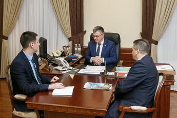 Вячеслав Фролов принял участие в селекторном совещании с Президентом ПМР