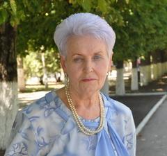 Ушла из жизни Людмила Константиновна Славинская