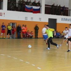 Среди рыбницких силовых структур провели турнир по мини-футболу